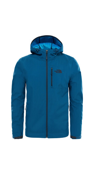 The North Face Durango Softshell Hoodie Men Monterey Blue